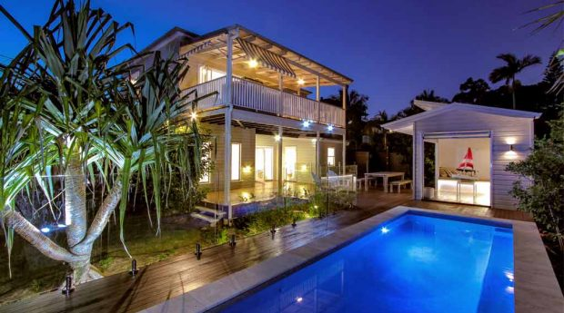 SPASA Queensland 2017 Pool of the Year: Majestic Pools & Landscapes